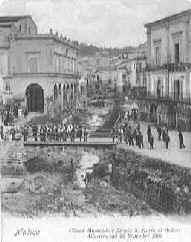La grande alluvione del 1902.